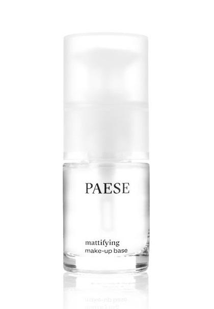База под макияж матирующая Paese MATTIFYING UNDER MAKE-UP BASE 15мл: фото