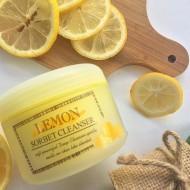 Отзывы Очищающий сорбет с экстрактом лимона THE SKIN HOUSE Lemon sorbet cleanser 100мл